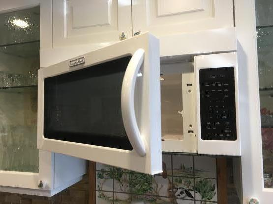 Kitchen Aid Microwave repair image