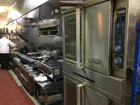 Imperial Commercial Oven Repair image